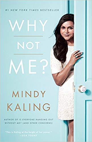 Mindy Kaling - Why Not Me? Audio Book Free