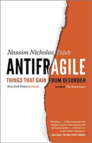 Nassim Nicholas Taleb - Antifragile