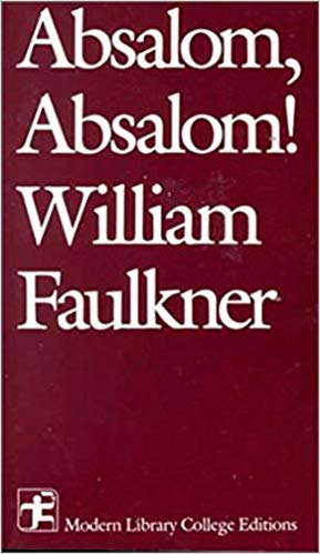 William Faulkner - Absalom, Absalom! Audio Book Free