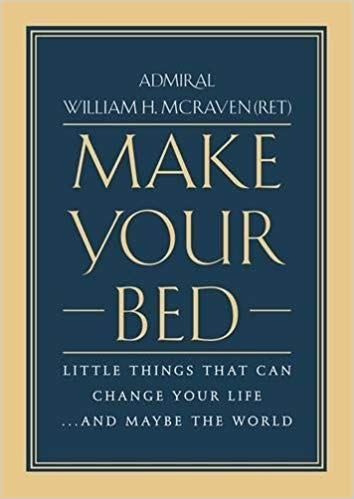 William H. McRaven - Make Your Bed Audio Book Free
