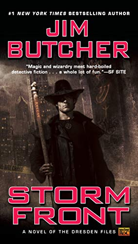 Jim Butcher - Storm Front Audio Book Free