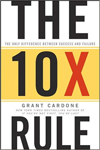 Grant Cardone - The 10X Rule Audio Book Free