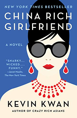 Kevin Kwan - China Rich Girlfriend Audio Book Free