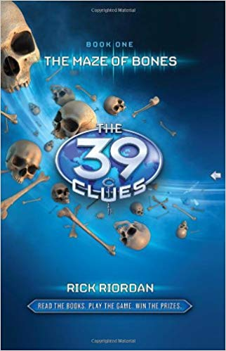 Rick Riordan - The Maze of Bones Audio Book Free