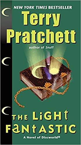 Terry Pratchett - The Light Fantastic Audio Book Free