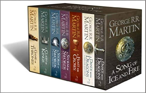 George R. R. Martin - A Song of Ice and Fire Audio Book Free