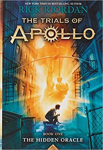 Rick Riordan - The Trials of Apollo Audio Book Free