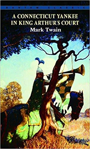 Mark Twain - A Connecticut Yankee in King Arthur's Court Audio Book Free