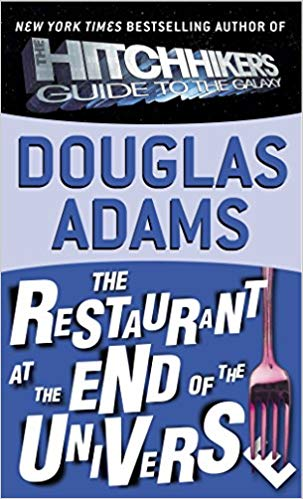 Douglas Adams - The Restaurant at the End of the Universe Audio Book Free