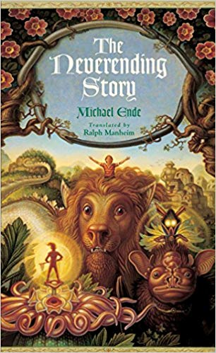 Michael Ende - The Neverending Story Audio Book Free