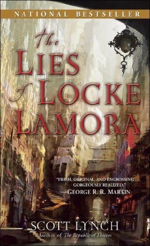 Scott Lynch - The Lies of Locke Lamora Audio Book Free