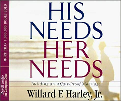 Willard F. Jr. Harley - His Needs, Her Needs Audio Book Free