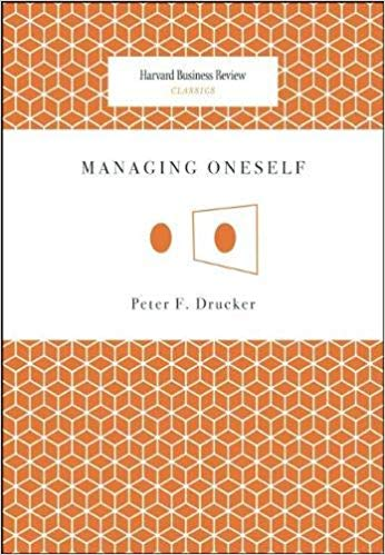 Peter F. Drucker - Managing Oneself Audio Book Free