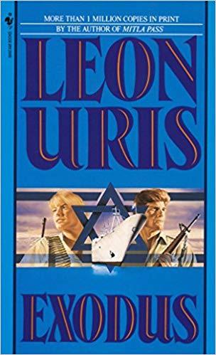Leon Uris - Exodus Audio Book Free