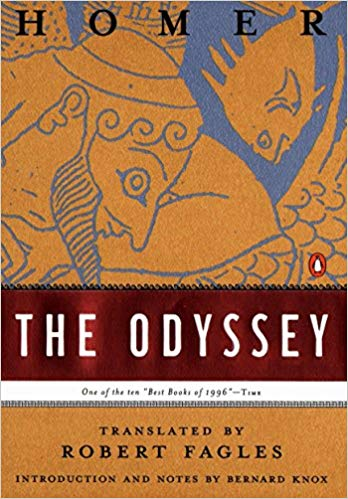Homer - The Odyssey Audio Book Free