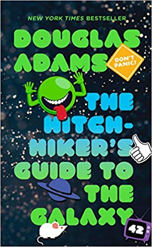 Douglas Adams - The Hitchhiker's Guide to the Galaxy Audio Book Free