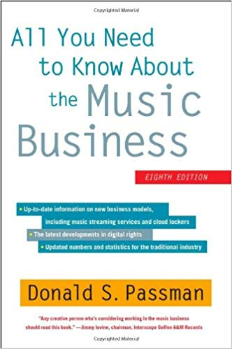 Donald S. Passman - All You Need to Know About the Music Business Audio Book Free