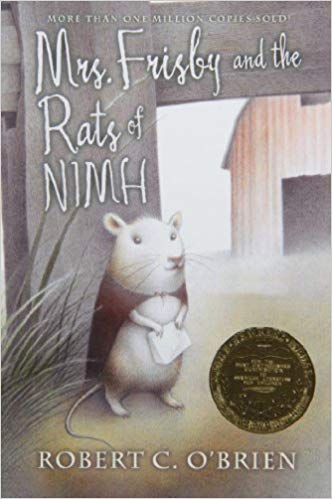 Robert C. O'Brien - Mrs. Frisby and the Rats of NIMH Audio Book Free
