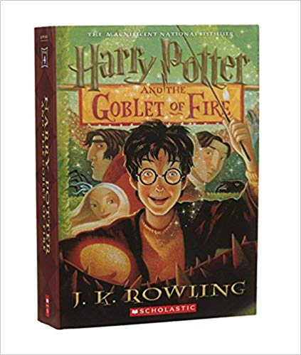 J.K. Rowling - Harry Potter And The Goblet Of Fire Audio Book Free