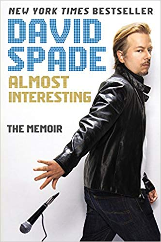 David Spade - Almost Interesting Audio Book Free