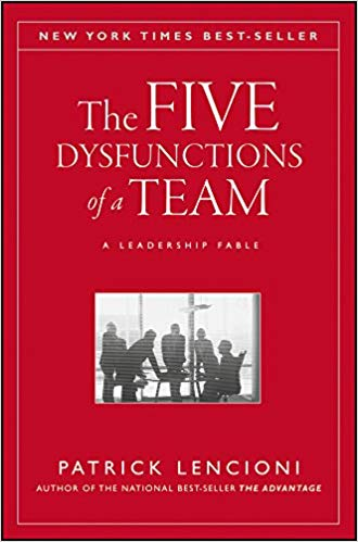 Patrick M. Lencioni - The Five Dysfunctions of a Team Audio Book Free