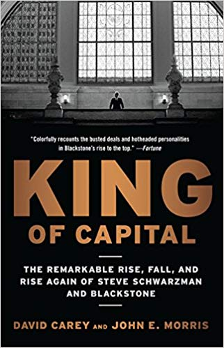 David Carey - King of Capital Audio Book Free