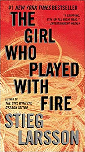 Stieg Larsson - The Girl Who Played with Fire Audio Book Free