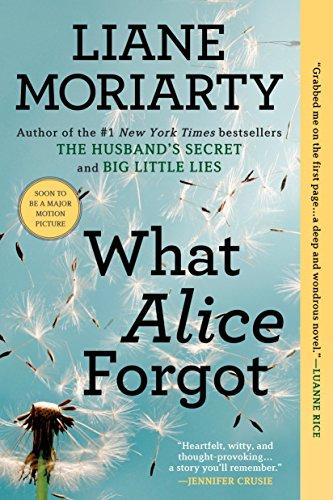 Liane Moriarty - What Alice Forgot Audio Book Free