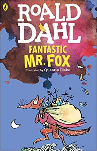 Roald Dahl - Fantastic Mr. Fox Audio Book Free