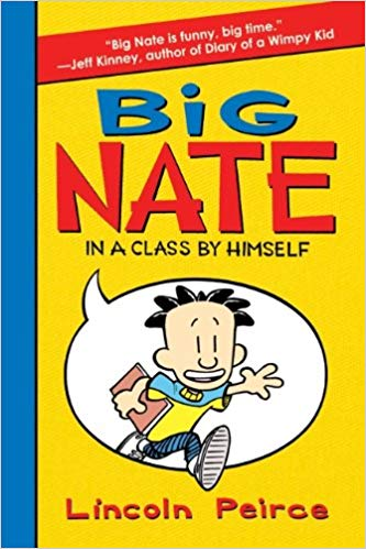 Lincoln Peirce - Big Nate Audio Book Free