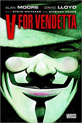 Alan Moore - V for Vendetta Audio Book Free