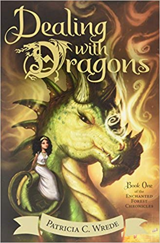 Patricia C. Wrede - Dealing with Dragons Audio Book Free