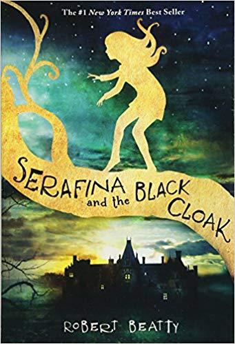 Robert Beatty - Serafina and the Black Cloak Audio Book Free