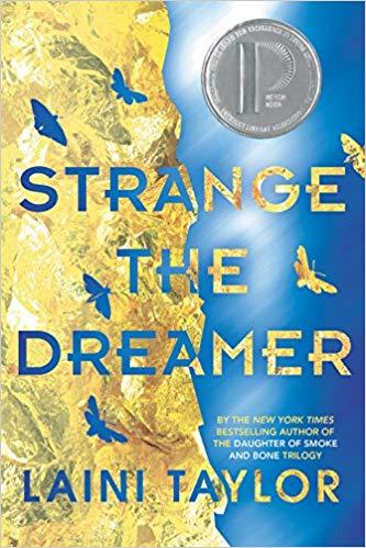 Laini Taylor - Strange the Dreamer Audio Book Free
