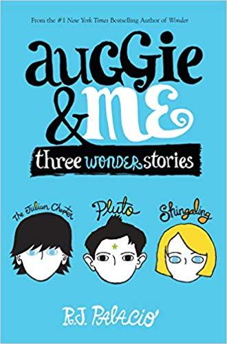 R. J. Palacio - Auggie & Me Audio Book Free