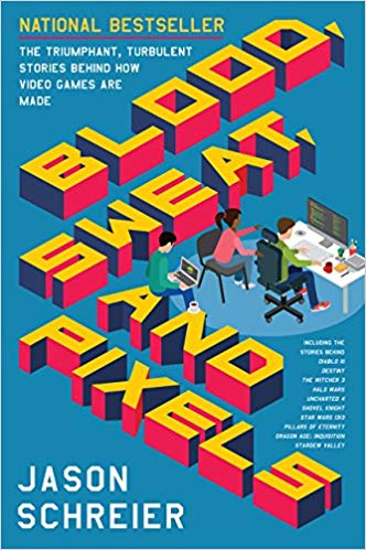 Jason Schreier - Blood, Sweat, and Pixels Audio Book Free