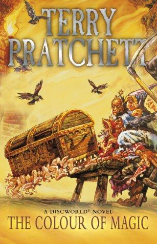 Terry Pratchett - The Colour Of Magic Audio Book Free