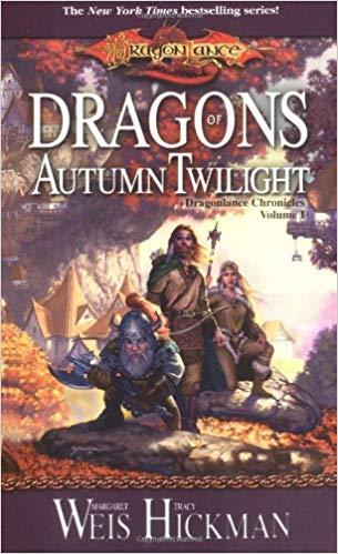 Margaret Weis - Dragons of Autumn Twilight Audio Book Free