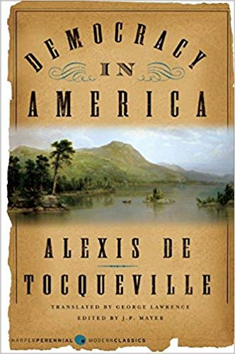 Alexis de Tocqueville - Democracy in America Audio Book Free