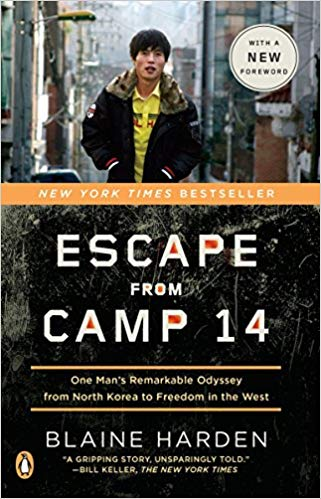 Blaine Harden - Escape from Camp 14 Audio Book Free