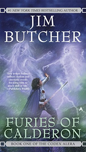 Jim Butcher - Furies of Calderon Audio Book Free