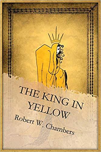 Robert W. Chambers - The King in Yellow Audio Book Free