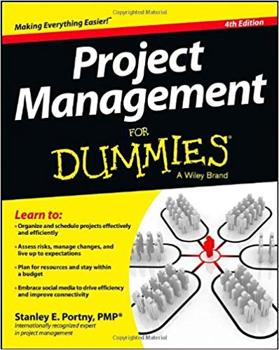 Stanley E. Portny - Project Management For Dummies Audio Book Free