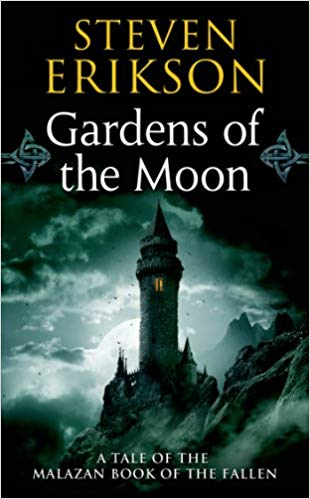 Steven Erikson - Gardens of the Moon Audio Book Free