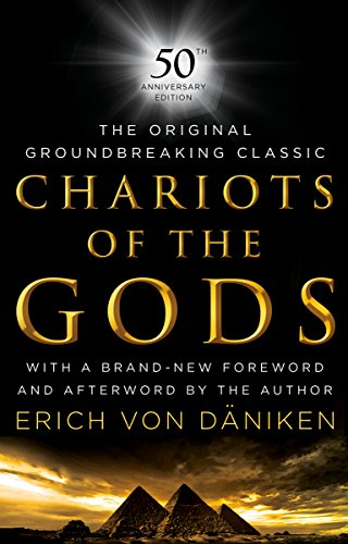 Erich von Daniken - Chariots of the Gods Audio Book Free