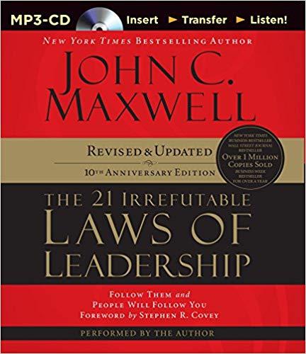 John C. Maxwell - The 21 Irrefutable Laws of Leadership Audio Book Free