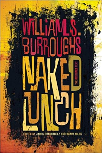 William S. Burroughs - Naked Lunch Audio Book Free