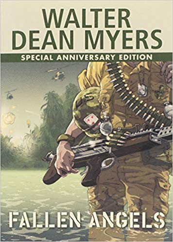 Walter Dean Myers - Fallen Angels Audio Book Free