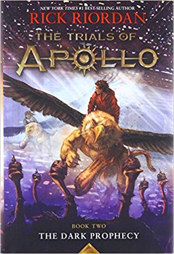 Rick Riordan - The Trials of Apollo Book Two The Dark Prophecy Audio Book Free