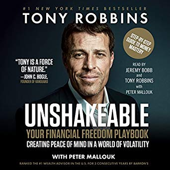 Tony Robbins - Unshakeable Audio Book Free